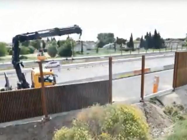 La Région flamande va construire 7,5 km de murs anti-bruit le long du ring de Bruxelles