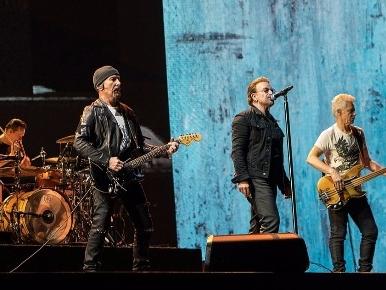 Le grand retour de U2