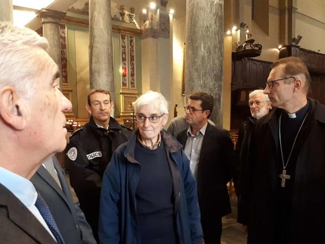 Actes d'incivilité à l'église Saint-Jean de Tarbes : un lieu de culte « souillé »