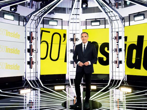 Sommaire de « 50'Inside » du 25 janvier 2020 : Julie de Bona, Ingrid Chauvin, Pénélope Cruz, Brad Pitt et Jennifer Aniston…