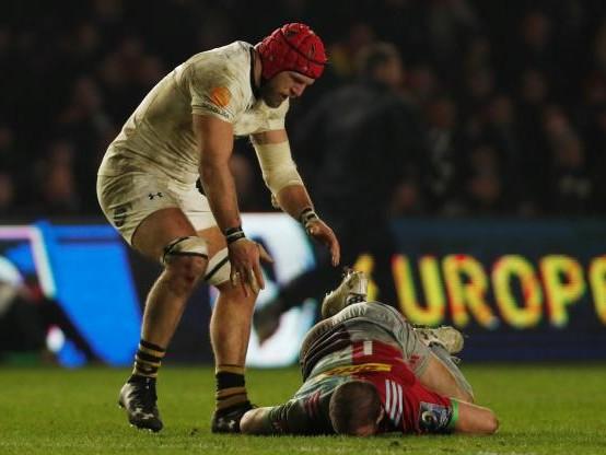 Rugby - Tournoi - James Haskell suspendu quatre semaines