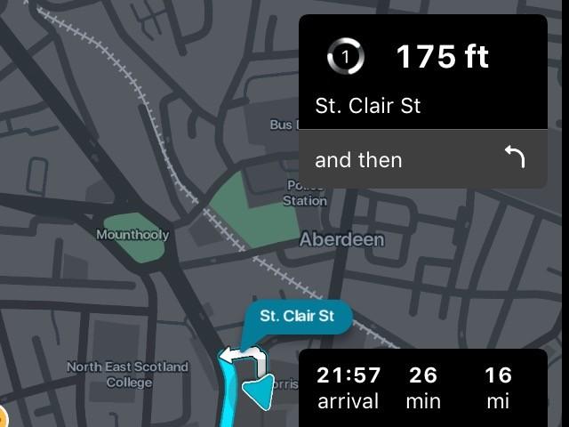 iOS 12 : Waze mis à jour avec le support de CarPlay