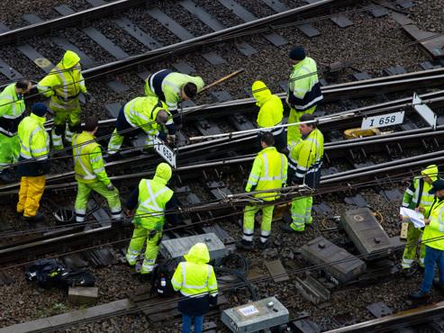Suite des travaux à Bruxelles-Midi: vos trains habituels pourraient changer d'horaires ce week-end