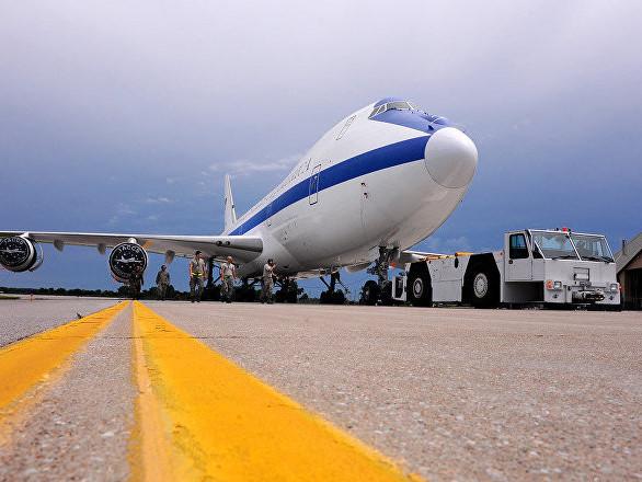 Un «avion de l'Apocalypse» américain comme si vous y étiez – vidéo