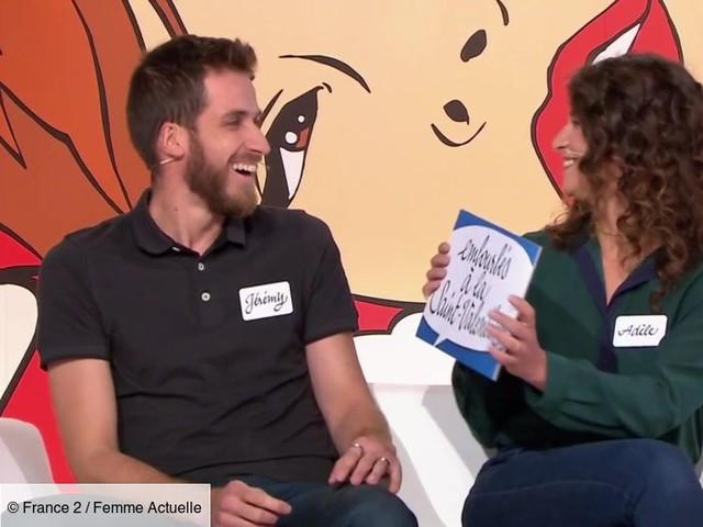"""VIDEO - """"Les Z'amours"""" : voulant être romantique, un candidat raconte comment il a raté sa surprise de St Valentin"""