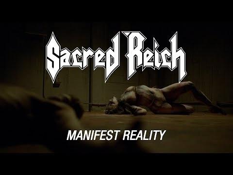 Du clip chez Sacred Reich avec Manifest Reality.