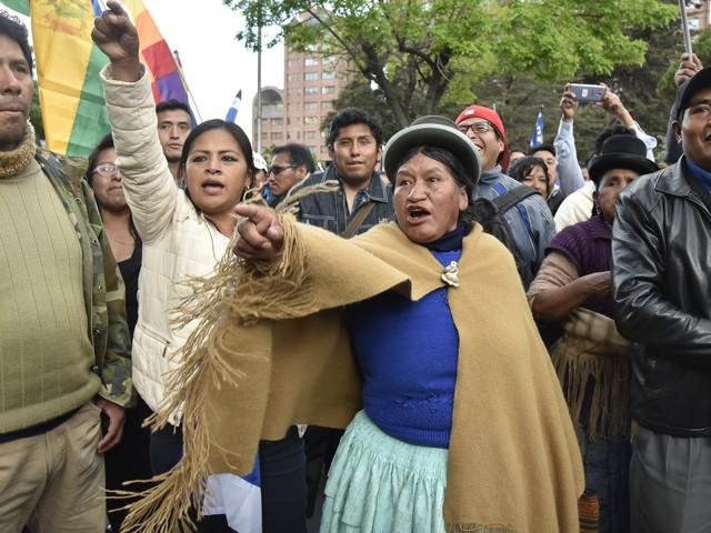 Bolivie: début de la grève générale face à la victoire probable de Morales