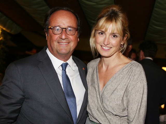 Julie Gayet fait taire les rumeurs d'infidélité de François Hollande avec une photo