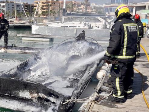 Un bateau à moteur explose en Espagne: 5 touristes belges gravement brûlés