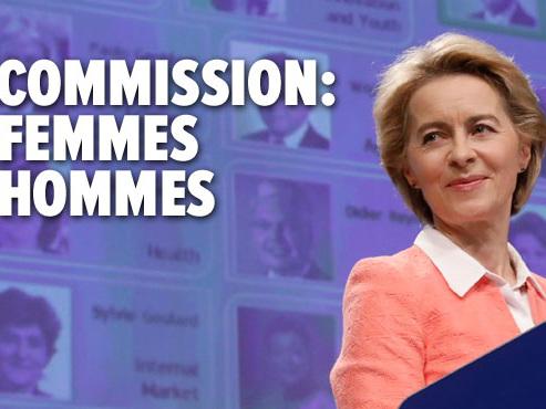 Voici l'équipe choisie par la présidente de la Commission Ursula von der Leyen pour diriger l'Union européenne: qui fait quoi?