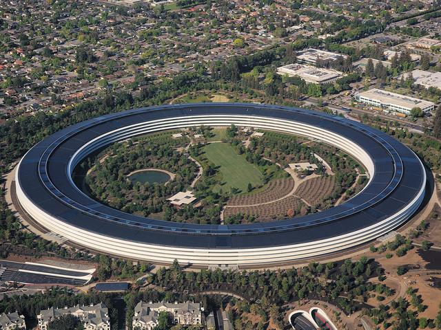 Certains employés d'Apple ont amené des produits pas encore officialisés chez eux