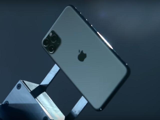 L'iPhone 11 Pro s'est fait démonter… au sens littéral