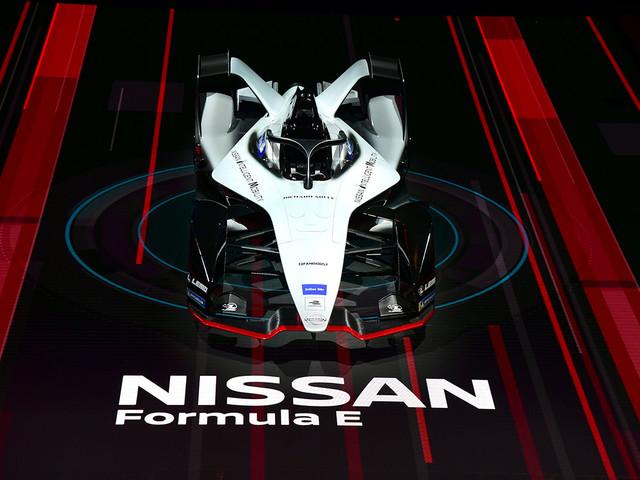 Nissan dévoile sa monoplace pour son arrivée en Formule E