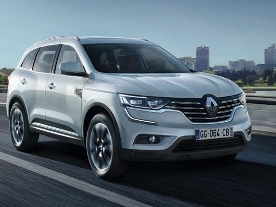 Renault Koleos 2017 - découvrez les premières images de l'essai en live le lundi 2 juin