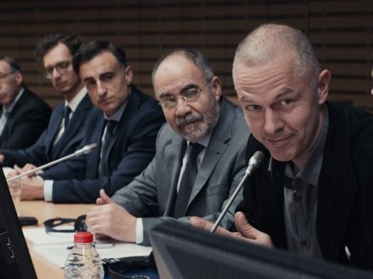 """""""Adults in the room"""" : les coulisses de la crise grecque vues par le cinéaste Costa-Gavras"""
