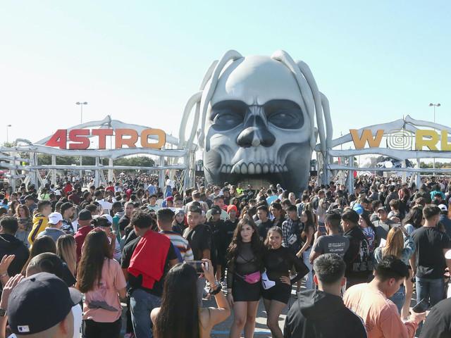 Travis Scott : 100 000 tickets vendus en 30 minutes pour le festival Astroworld
