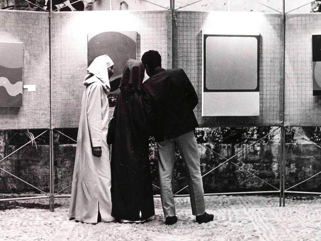 A Marrakech, le MACAAL accueille une grande rétrospective dédiée à Mohamed Melehi