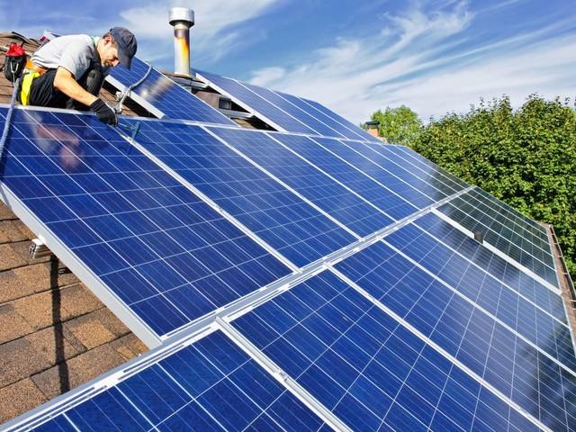 Les énergies renouvelables ont un avenir radieux grâce aux petites unités solaires