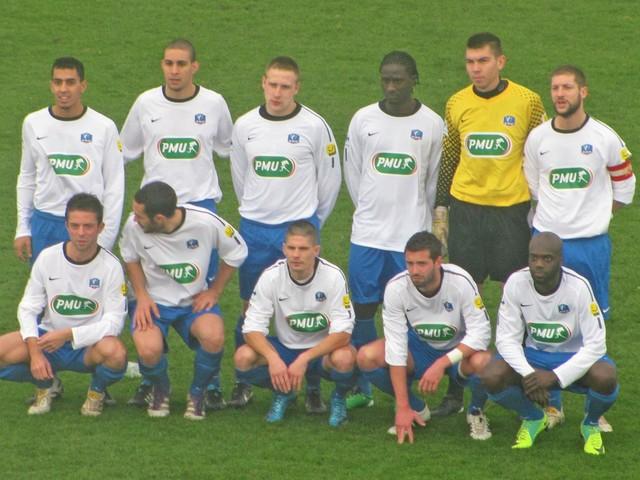 Yvelines. Football : Versailles, habitué des beaux parcours en coupe de France