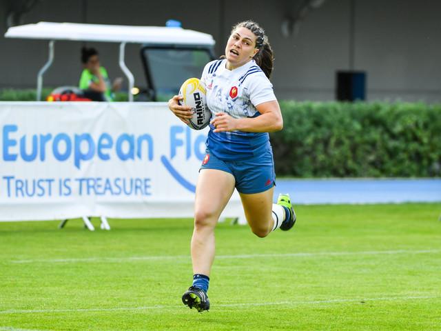 Circuit mondial de rugby à VII – Les Bleues en demi-finales au Cap !