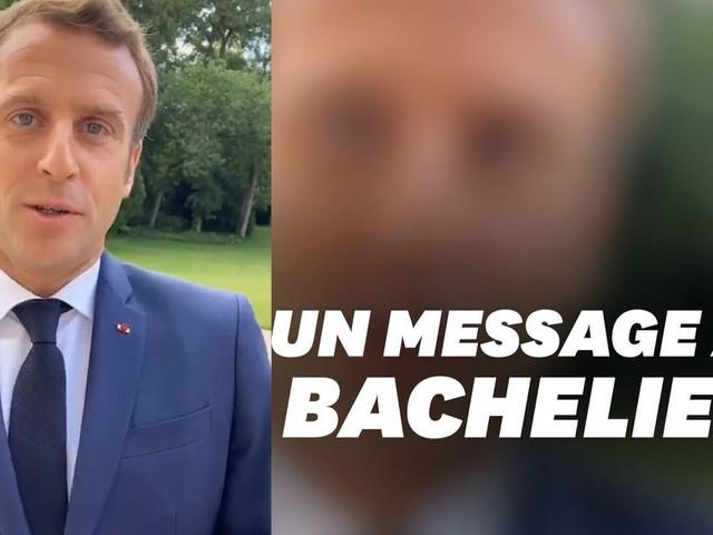 Emmanuel Macron débarque sur Tiktok et sa première vidéo ressemble à tout sauf un Tiktok