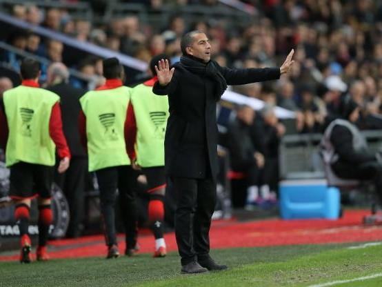 Foot - C. Ligue - Rennes - Sabri Lamouchi (Rennes) : «Mon équipe a été courageuse, généreuse» contre l'OM