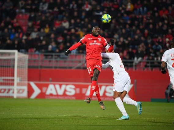 Foot - Coupe - Dijon - Coupe de France: Dijon sans Julio Tavares ni Alfred Gomis à Limonest