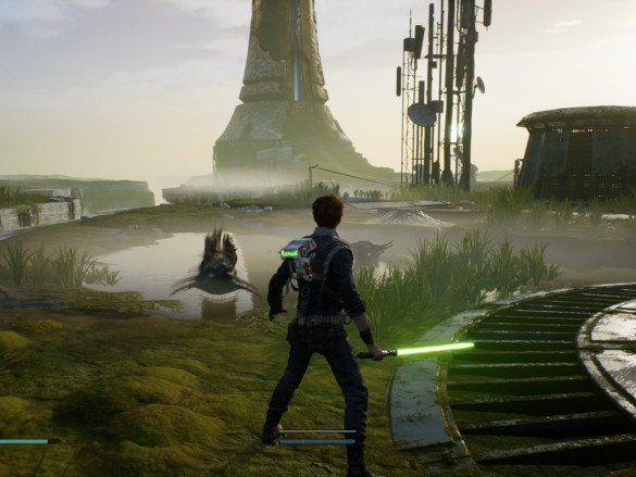 [Test] Star Wars Jedi Fallen Order : un beau retour de Force
