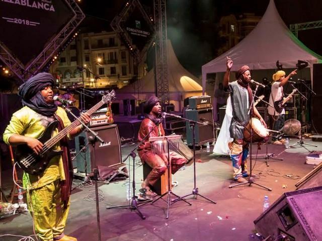 Jazzablanca 2019: la scène Village rend hommage au métissage musical