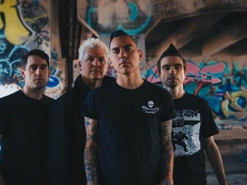 Anti-Flag : session live acoustique pour Billboard disponible