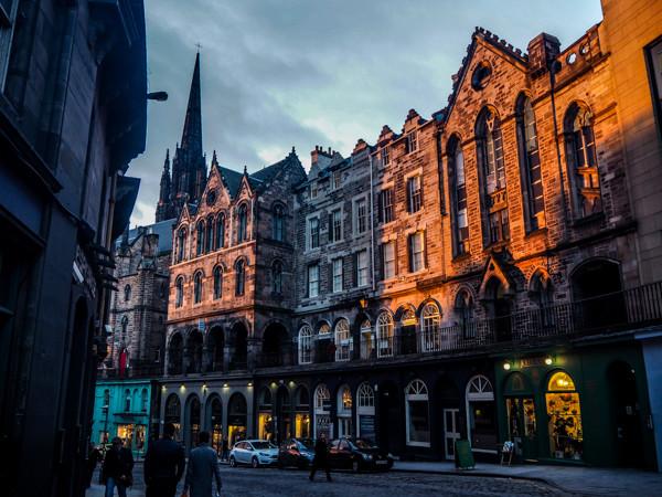 Visiter Edimbourg en hiver : un long week-end dans la capitale écossaise