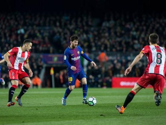 Foot - ESP - Le match de Liga Gérone-Barcelone ne se jouera pas à Miami