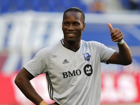 Foot - CIV - Didier Drogba n'est pas encore à la retraite