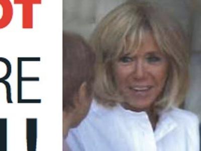 Brigitte Macron, enfin le sourire, la méthode du président pour l'apaiser