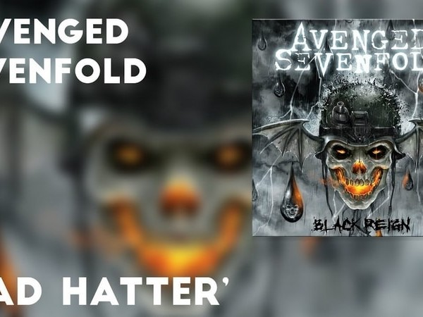 Avenged Sevenfold : nouveau single «Mad Hatter» issu de l'EP Black Reign