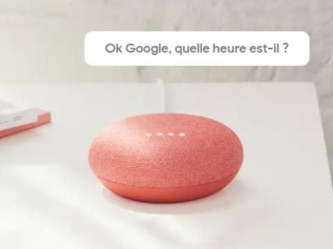 Google Home: le Home Mini rebaptisé Nest Mini