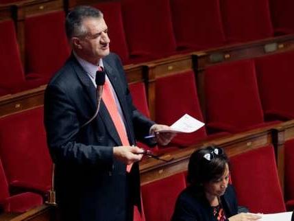 Présidentielle 2017 : Jean Lassalle, candidat très économe sauf dans les airs