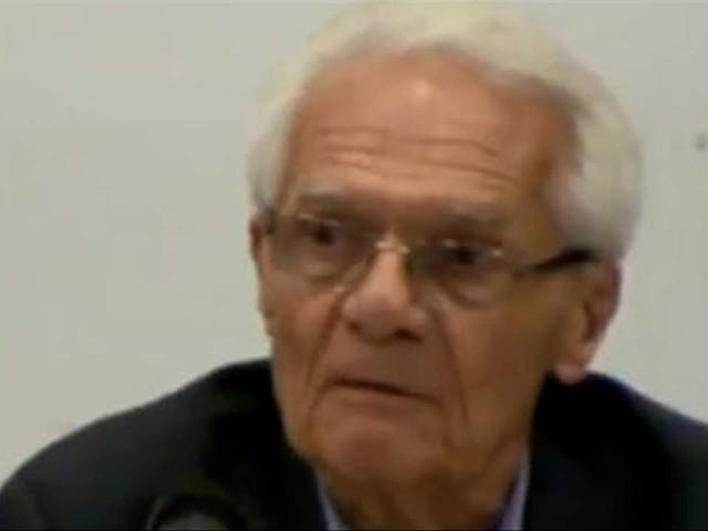 Jean-Maurice Verdier, ancien président de l'université Paris-Nanterre, est mort