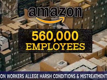 Etats-Unis. Félicitons les travailleurs, pas Amazon, pour les 15 dollars par heure