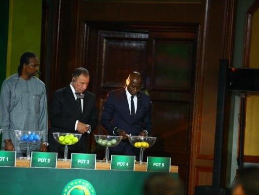 CAN 2021 – CAF: Tirage au sort de la phase de groupes pour les éliminatoires