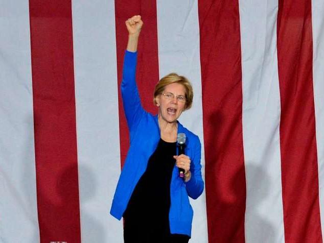 """«Les """"horribles promesses"""" d'Elizabeth Warren»"""
