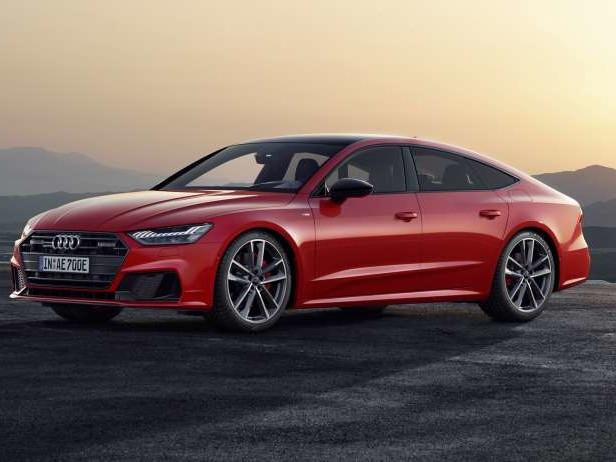 Audi A7 Sportback: en version hybride rechargeable