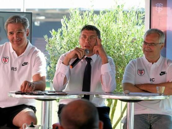 Rugby - Top 14 - Toulouse étoffe son staff et veut rajeunir son équipe