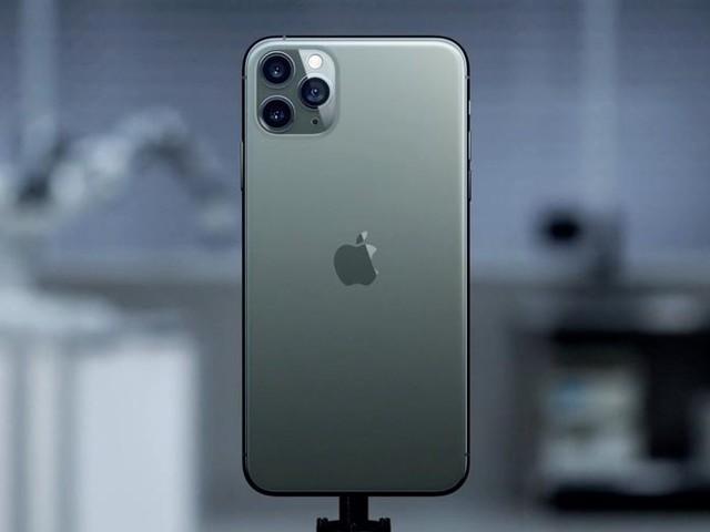 Le FBI est en mesure d'entrer dans un iPhone11 Pro Max