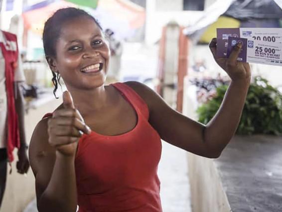 450 millions de FCFA: Le geste de Sylvia Bongo et ses partenaires pour les démunis