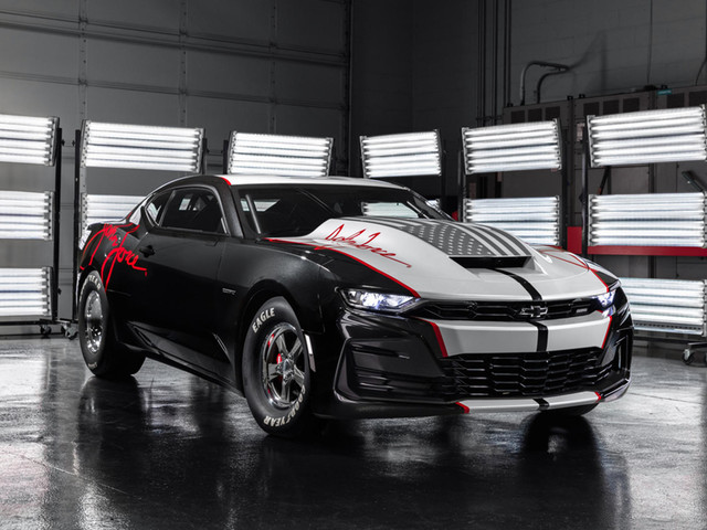La Chevrolet Camaro la plus chère du monde