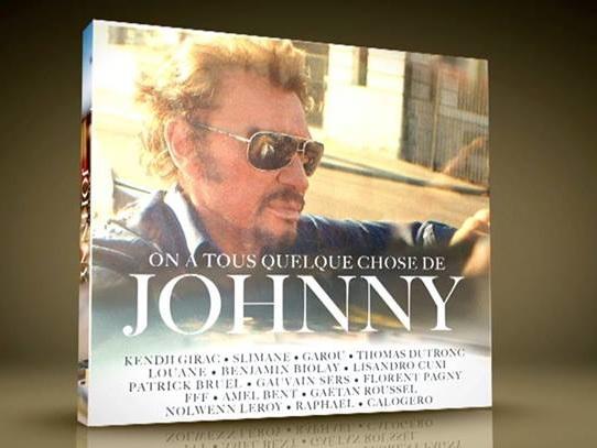 Nouvel album : Quelque Chose de Johnny