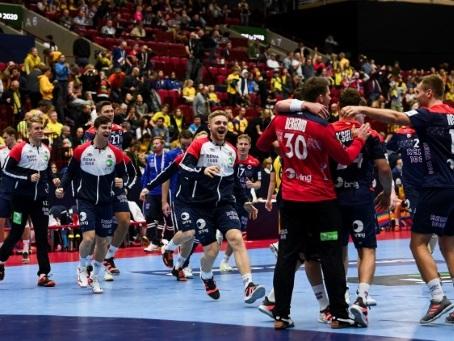 Euro de hand: la Norvège qualifiée pour les demi-finales