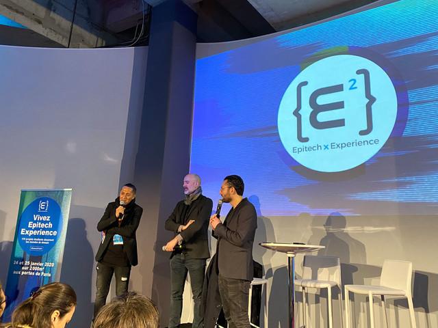 Epitech Experience, une vitrine de l'entrepreneuriat Tech en France
