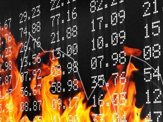 Le Dow Jones a connu 7 de ses 10 plus grosses chutes sous Donald Trump